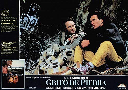 Cerro Torre: Schrei aus Stein (1991) - Full Cast & Crew - IMDb
