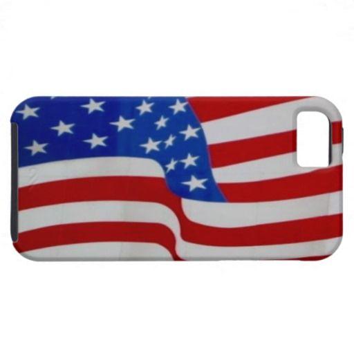 stars stripes iPhone 5 cases