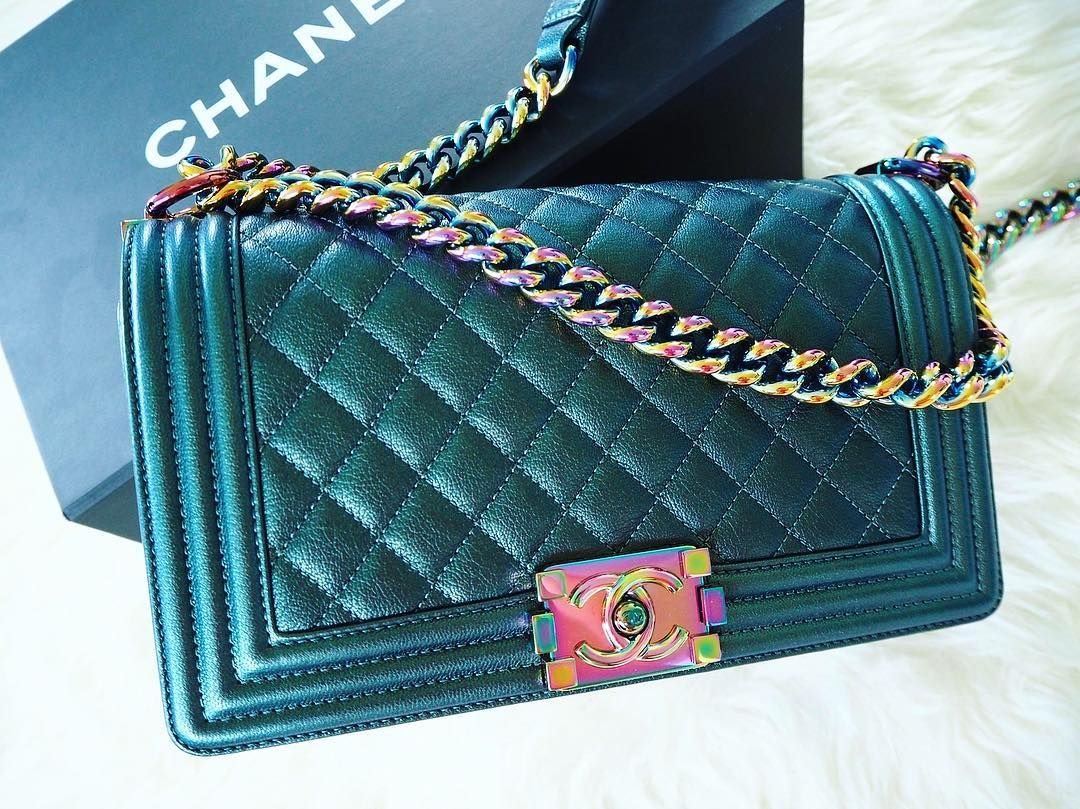 The Best Chanel Bag And Accessory Pics Our Favorite Instagrammers Posted This Summer Purseblog