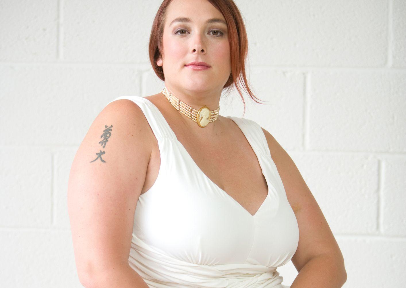 So schön können Plus Size-Hochzeitskleider sein | Hochzeitskleider ...