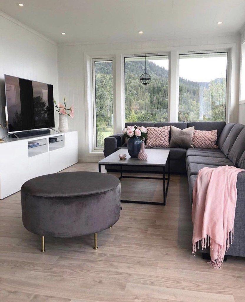 8 gemütliche Wohnzimmer Deko Ideen zum Kopieren  Wohnzimmer