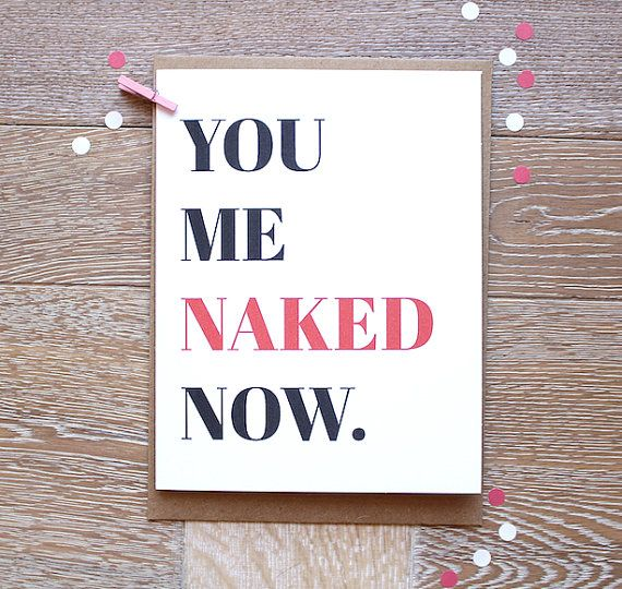 Funny Valentine S Day Card Naughty Sexy Valentine S Day Card For