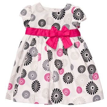 Cute dress from Carter's   Cap Sleeve Dress Set