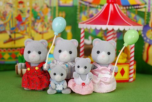 Sylvanian Families = my childhood :D