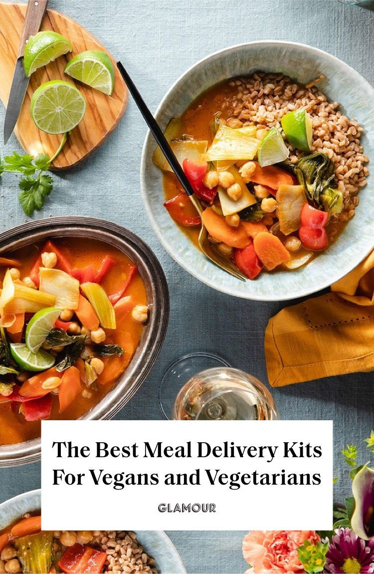 19 Meal Delivery Services That Ll Make Life A Little Easier In 2020 Meals Vegetarian Meal Delivery Best Meal Delivery