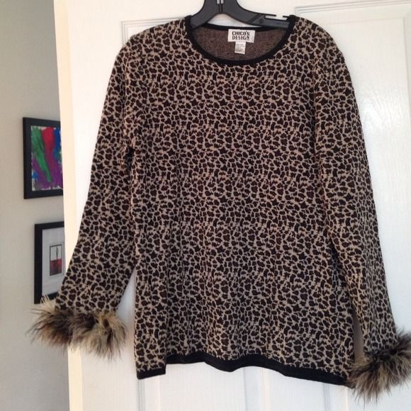 Chico's Sweater (With images) | Chicos sweater, Sweaters