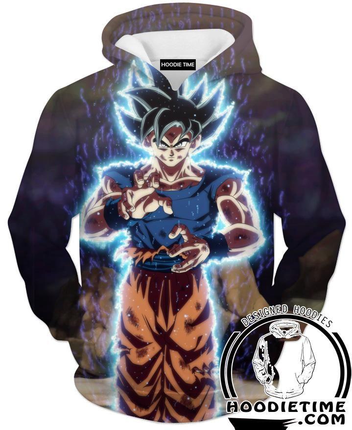 Men's Clothing Anime Dragon Ball Super Goku Vegeta Cosplay Hoodie Sweatshirt Zip Up Jacket Coat Ture 100% Guarantee