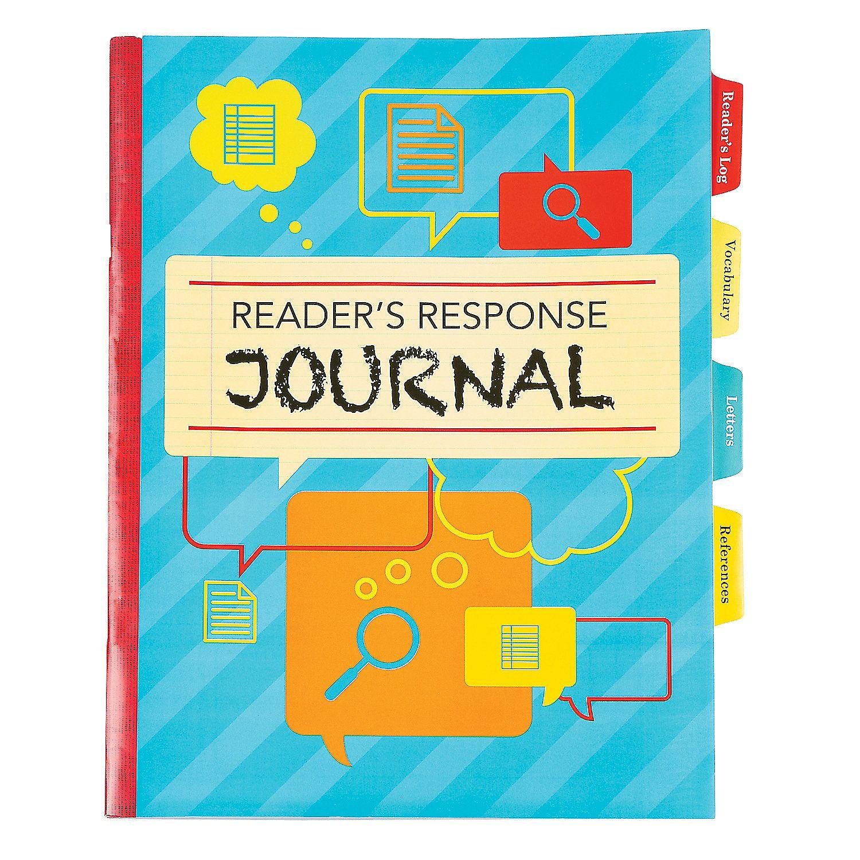 Intermediate Reader S Response Journal