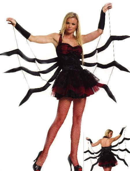 Pinning only for the shape of the spider legs- obviously the dress part would not be appropriate  sc 1 st  Pinterest & Pinning only for the shape of the spider legs- obviously the dress ...