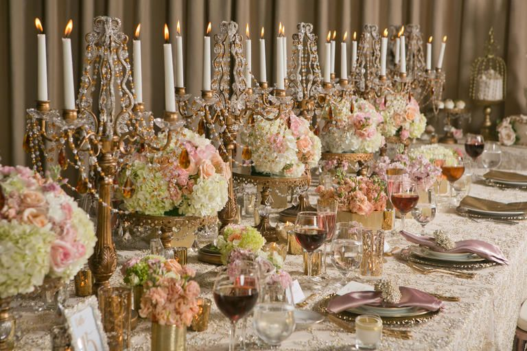 10 Rose Gold Details To Steal For A Wedding Thats Nothing But Regal