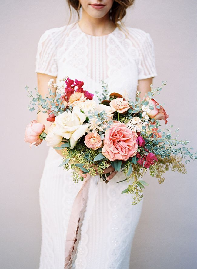 Arizona Desert Wedding Inspiration Wedding Floral Wedding Wedding Bouquets