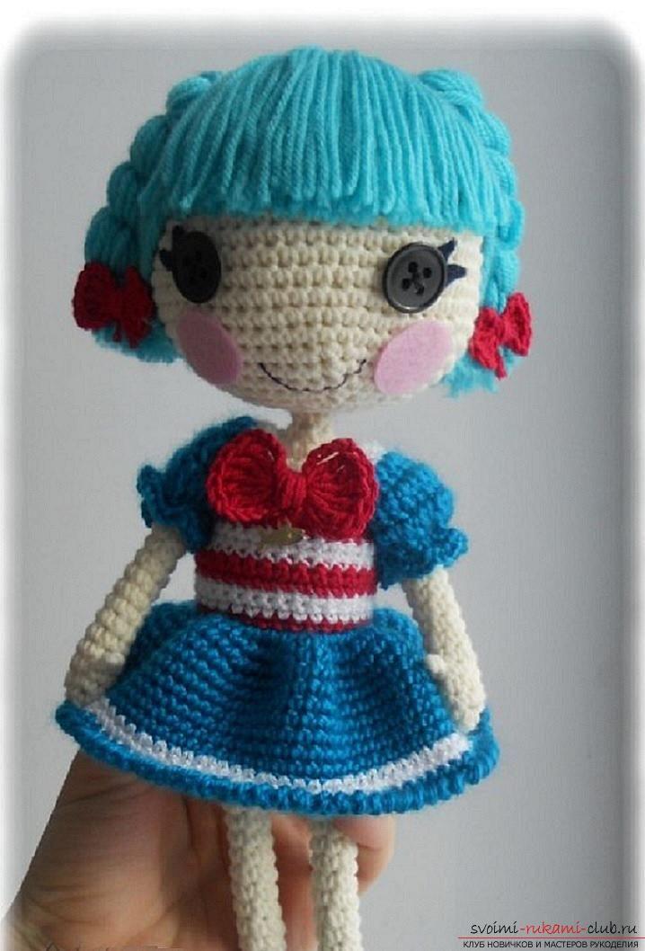 Куклы своими руками крючком схемы