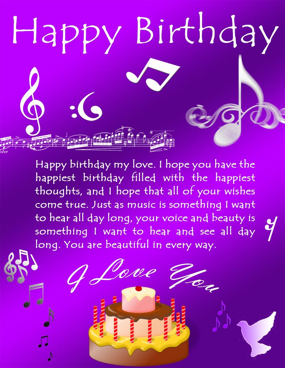 Happy birthday ecard Happy Birthday Ecards Pinterest – Send E Birthday Card