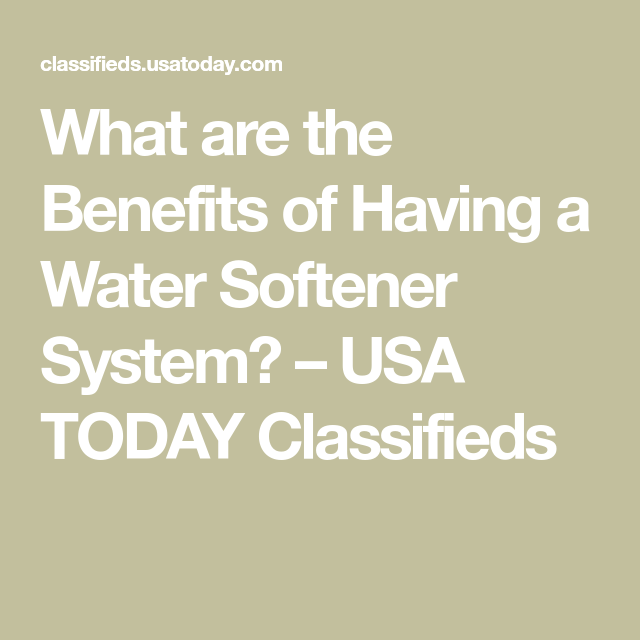 Water Softener Price Water Softener Water Softener System Water Purification System