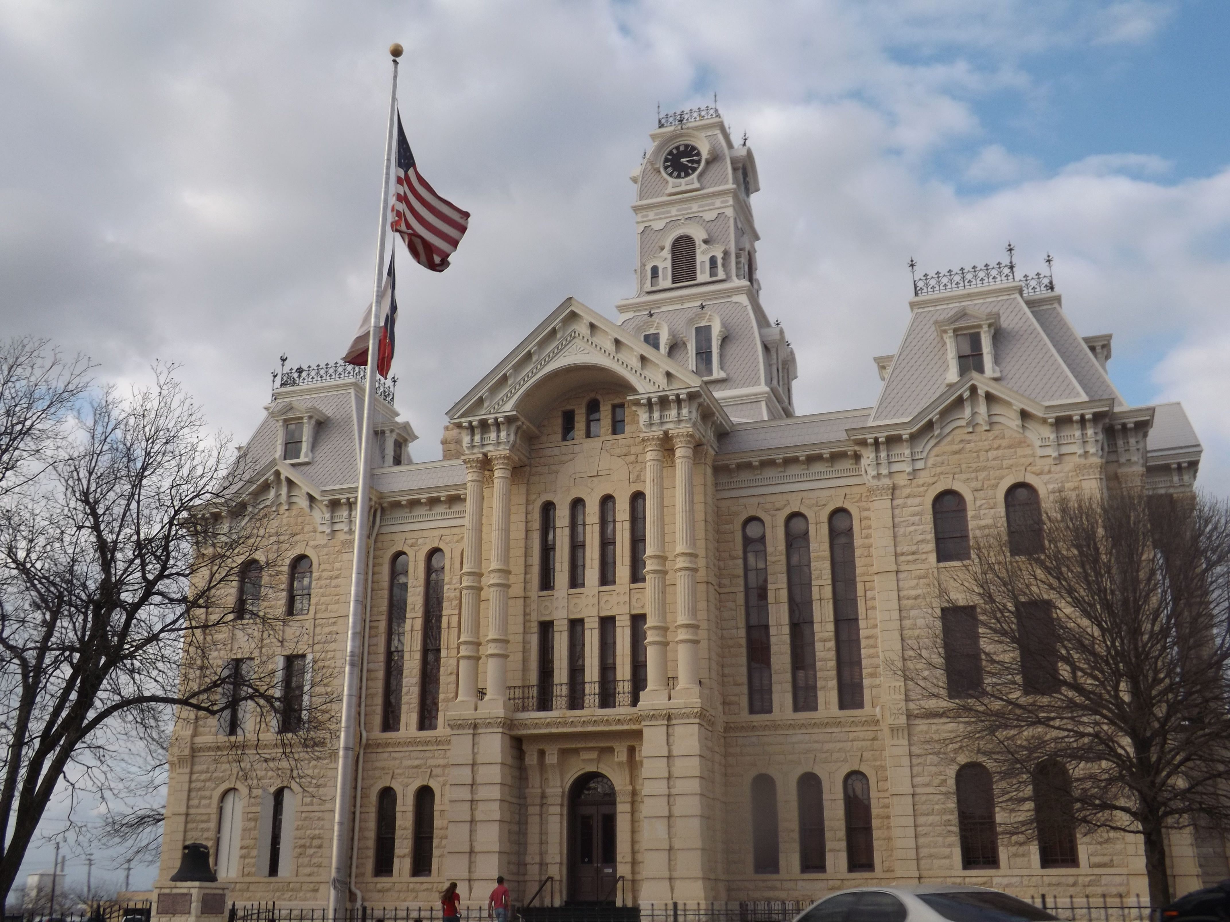 Hill County Courthouse, Hillsboro, Texas Hill county