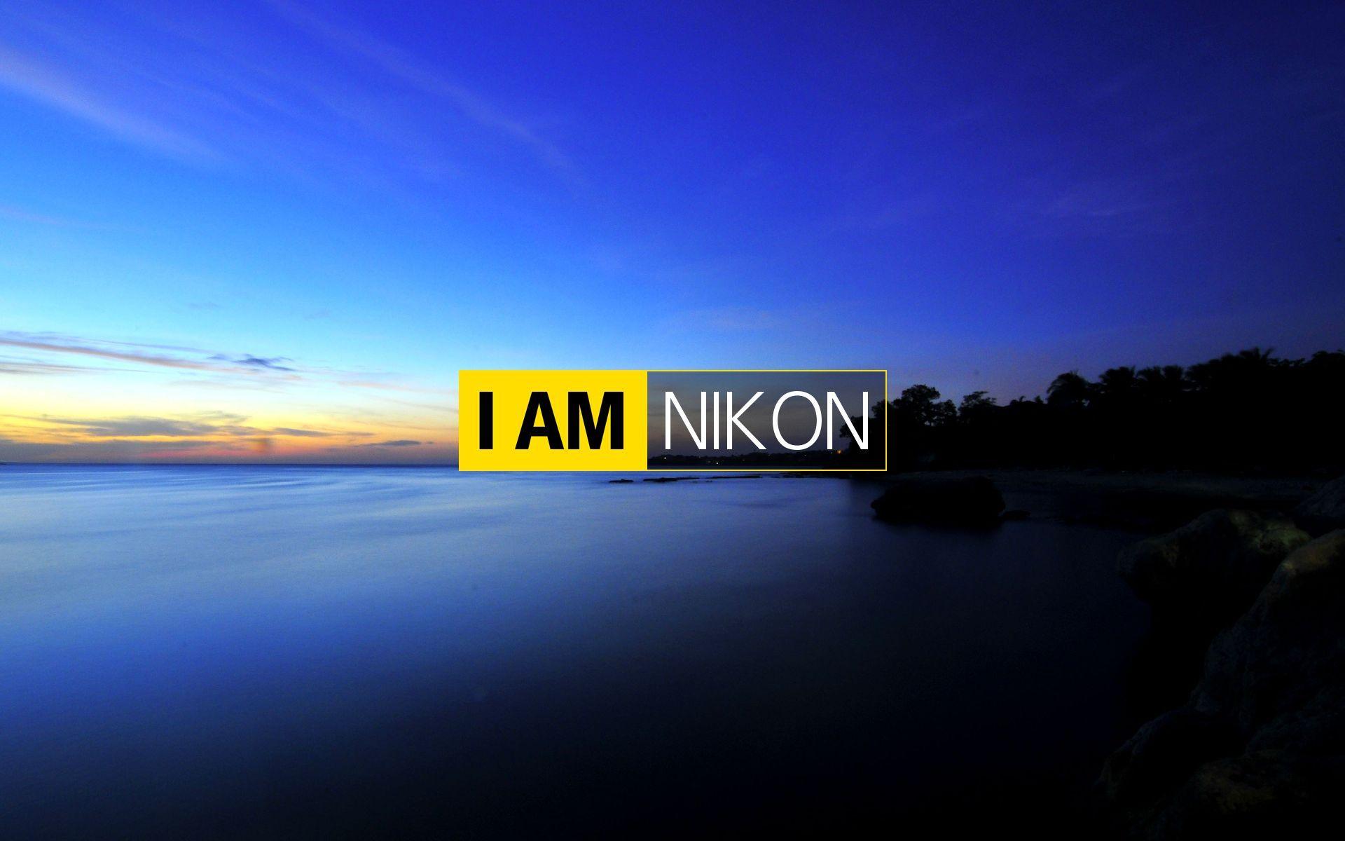 I Am Nikon Nikon Photography Digital