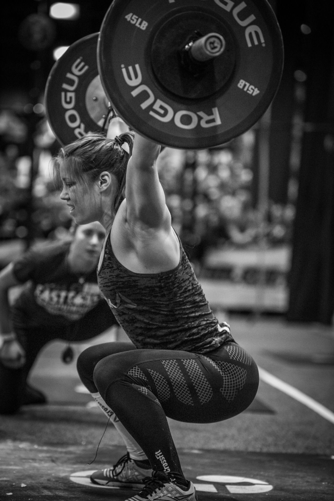 Girls Who Do Crossfit | Crossfit inspiration Crossfit ...