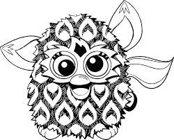 Gratis Kleurplaten Furby.Afbeeldingsresultaat Voor Furby Boom Kleurplaat Furby Furby Boom