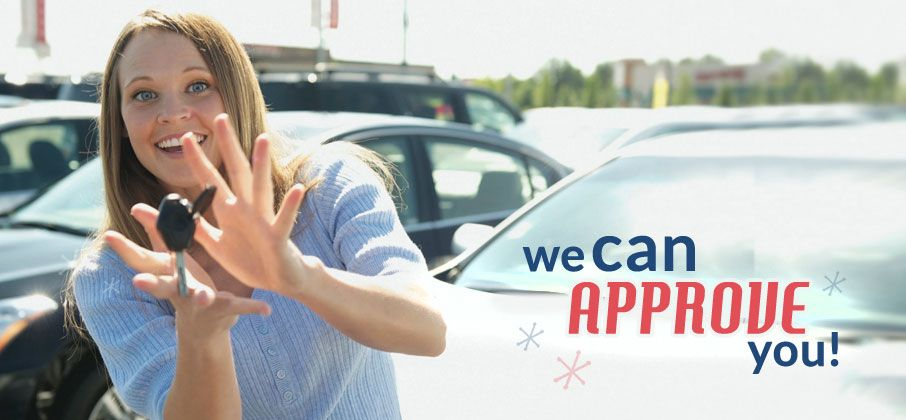 We Can Approve You! Auto Credit of