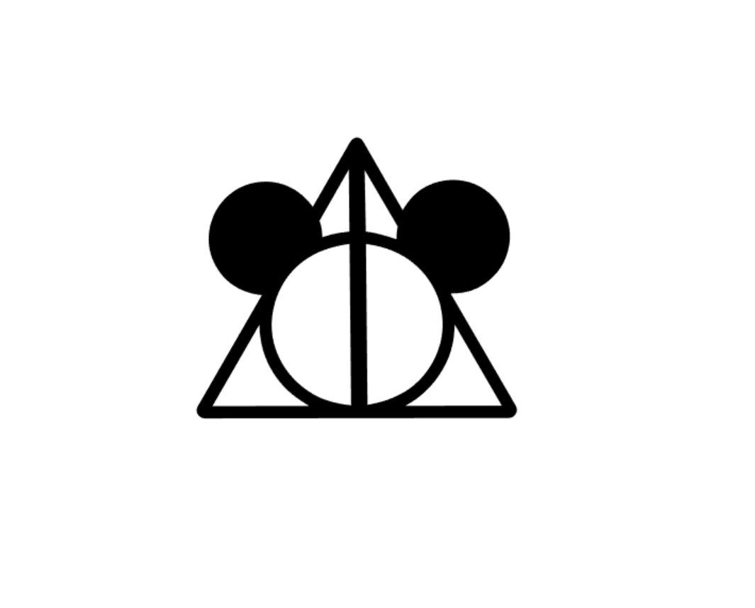 Excited To Share This Item From My Etsy Shop Harry Potter Mickey Decal Mickey Decal Harry Potter Decal Harry Potter Decal Disney Decals Harry Potter Disney [ 859 x 1065 Pixel ]
