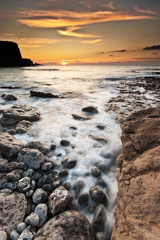 Playa de Arenillas  #Cantabria #Spain #Travel #Coast