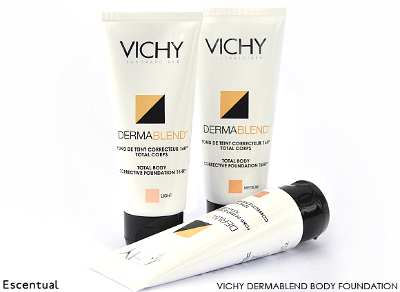 Vichy Dermablend Corrective Make Up Collection Body Foundation Dermablend Make Up Collection