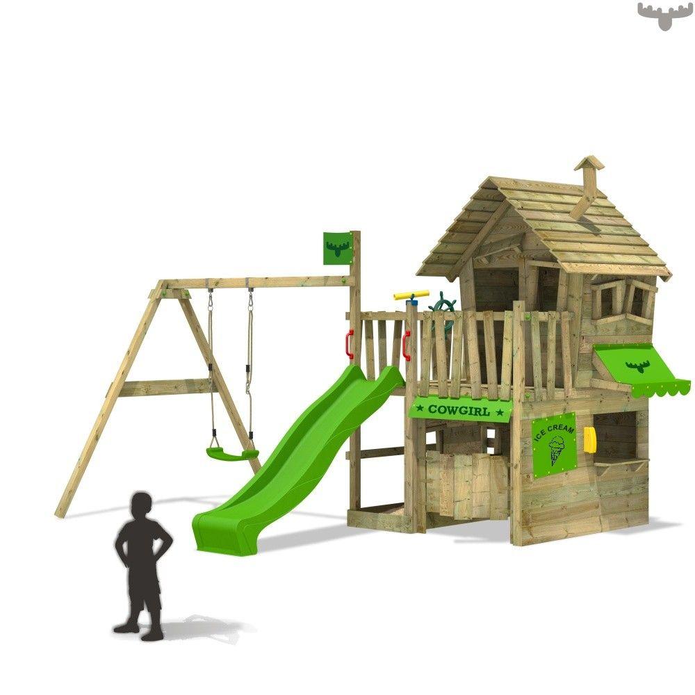 Unterschiedlich CountryCow Maxi XXL | Spielturm, Günstig und Kostenlos SJ54