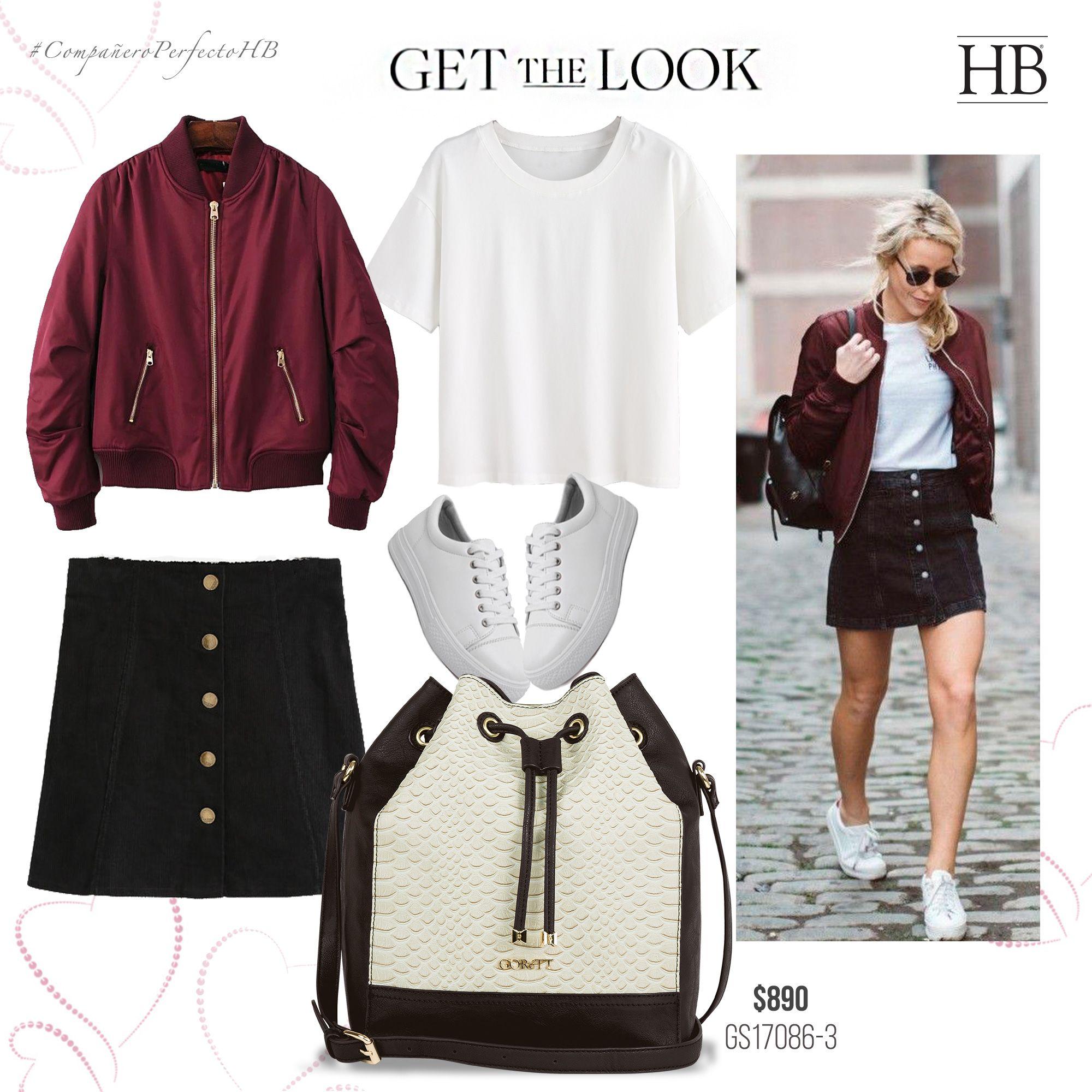 Obtén el look ideal con tu #CompañeroPerfectoHB💘 el mod. GS17086-3 ❤ #PrimaveraHB 🌺🌼  Más detalles en http://hbhandbags.com.mx/hb17/dama-mochila/ y al 📞 01800 426 3224  #GORéTT #Casual #SanValentín