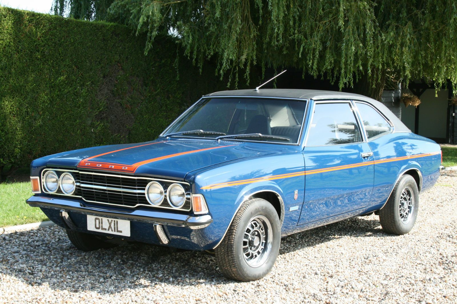 Ford Cortina Superspeed V6 3 1 Concours Restored The Only Original Mk3 Left Ebay Ford Classic Cars Classic Cars Ford