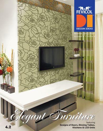 Fevicol Design Ideas 4.2|Fevicol Furniture Book | ArchInteriorS ...