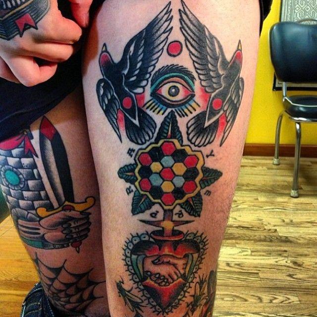 tattooculturemagazine:  Tattoo by Robert Ryan. @robertryan323 #robertryan #tattooartistmagazine #tam #followtam #tattooculturemagazine #tcm #followtcm #tattoo #tattoos #tattooed #ink #art ••• This account is managed by @nicki_tam. Please send submissions to nicki@ tattooartistmagazine.com.