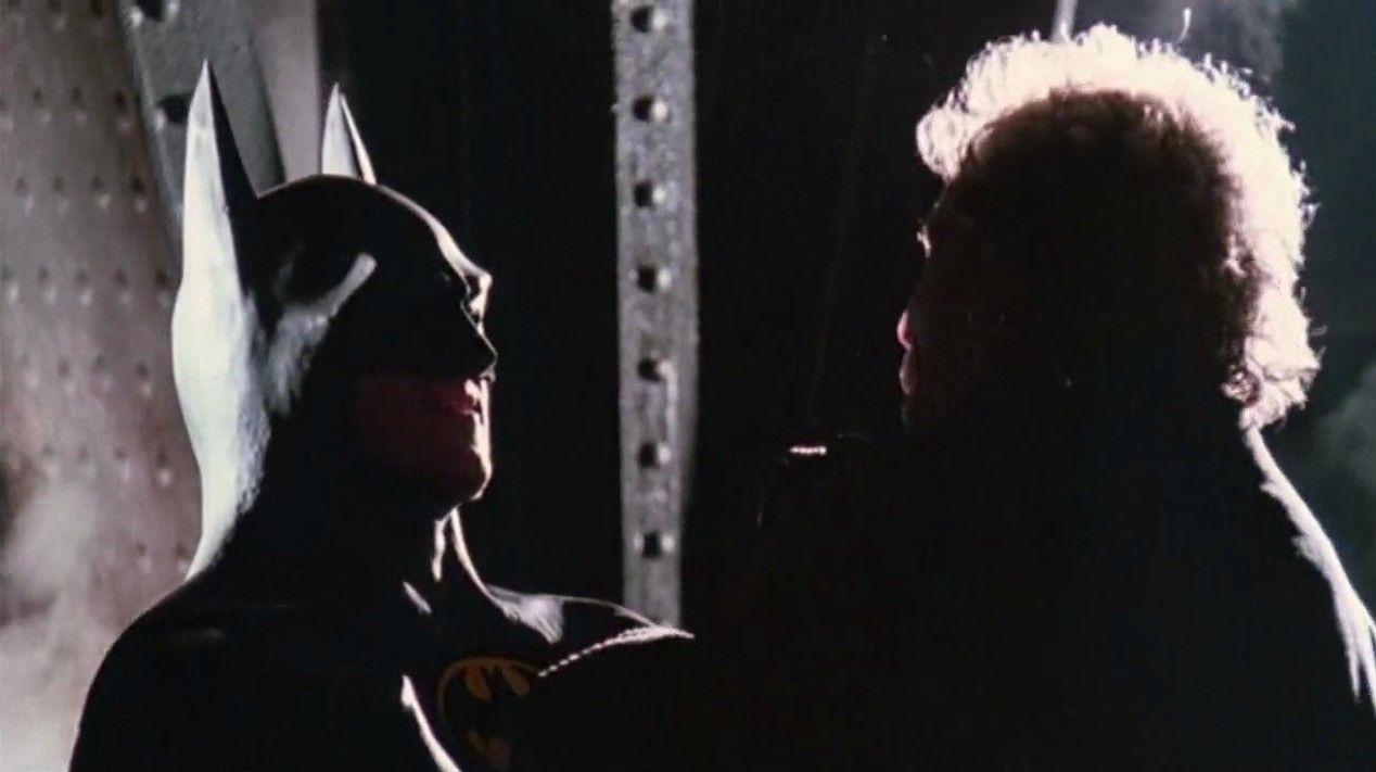 Thug What Are You Batman I M Batman Michael Keaton Batman Batman Poster Im Batman