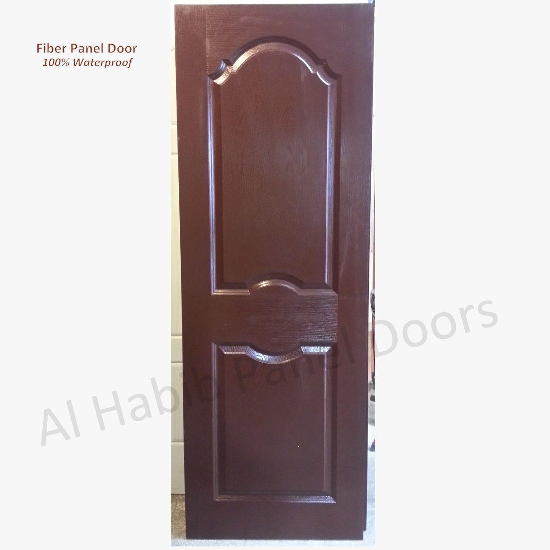 Two Panel Fiberglass Door Hpd524 Fiber Panel Doors Al Habib Panel Doors Panel Doors Fiberglass Door Paneling