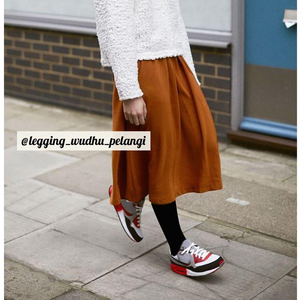 Legging Muslimah Legging Wudhu Muslimah Celana Hijab Celana Muslim Hijaber Hijab Style Celana Muslimah Legging L Leggings Fashion Hijab Fashion Legging
