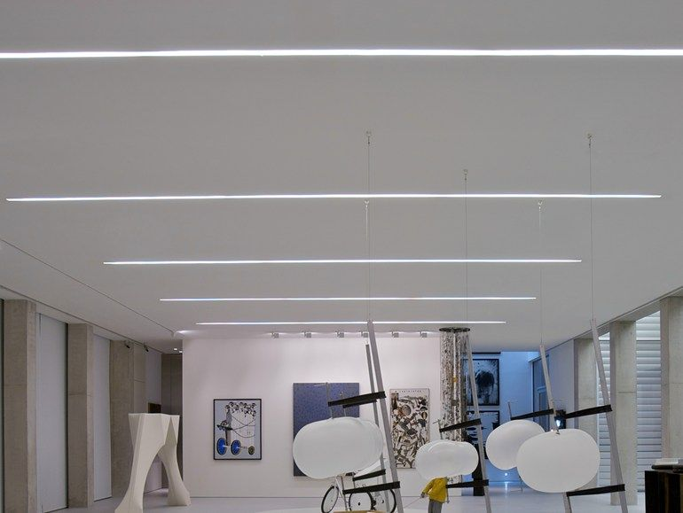 Linear lighting profile mini outline m by linea light group