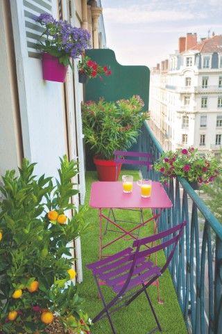 Table pliante Bistro | Green / Garden | Balcon, Balcon ...