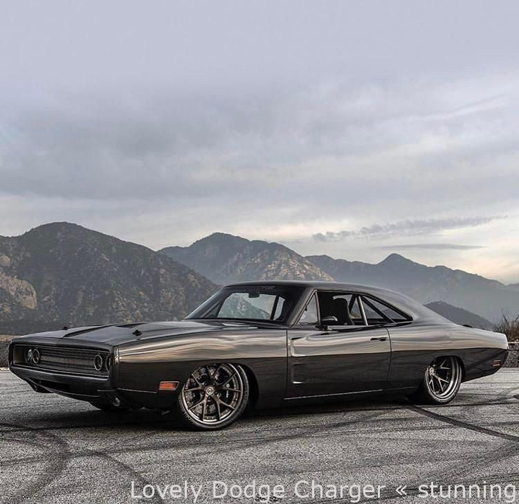 #Cars  – Attractive Dodge Charger – just out