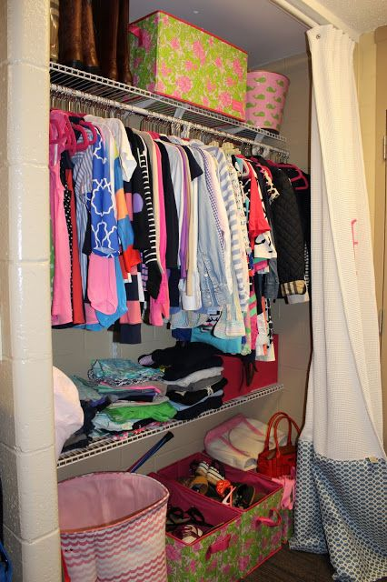 Furman University Dorm Closet Part 41