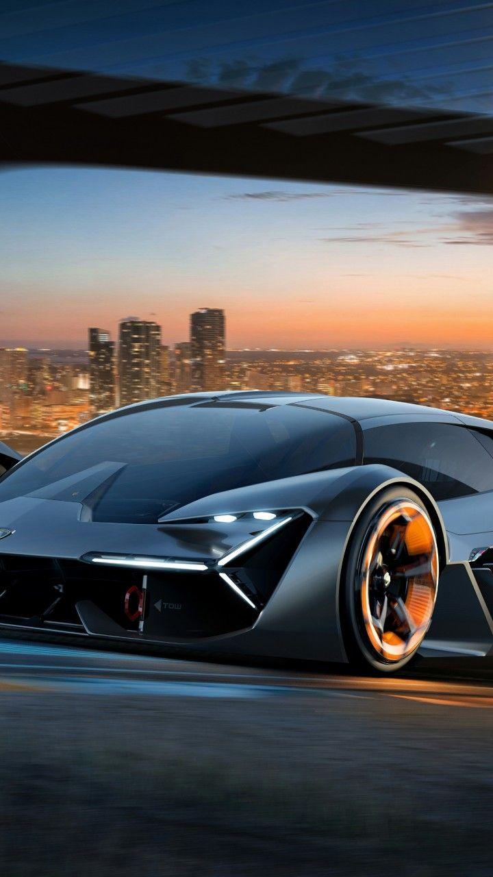 Wallpaper Lamborghini Terzo Millennio Concept cars, 2017 ...
