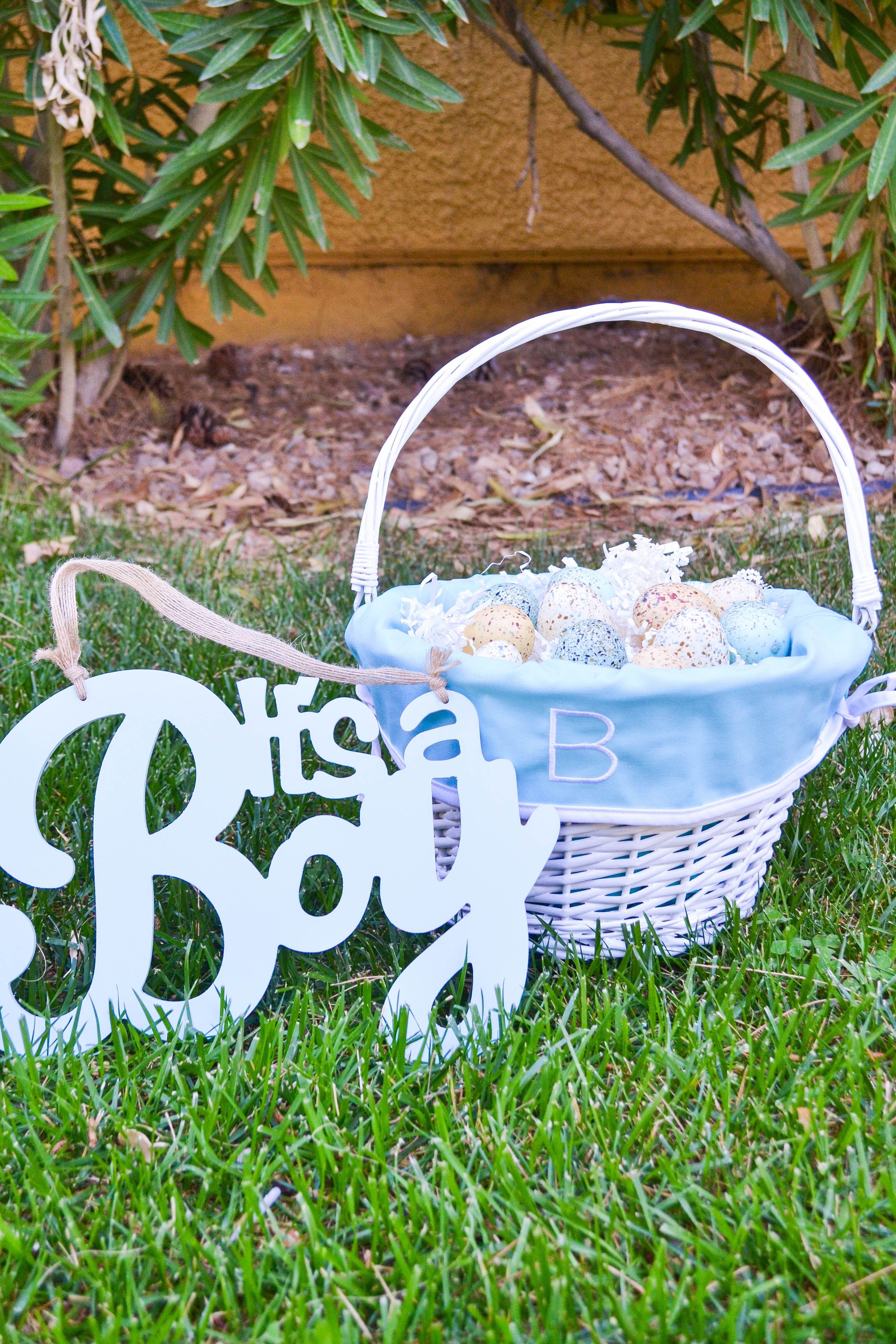 Gender Reveal | It's a boy announcement, Baby boy ...