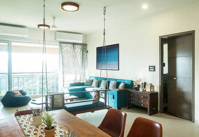 A Travel-Inspired Apartment in Mumbai | Indian living ...