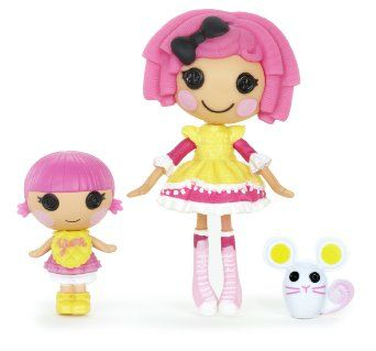 Amazon.com: Lalaloopsy Mini Littles Doll, Crumbs Sugar Cookie/Sprinkle Spice Cookie: Toys & Games