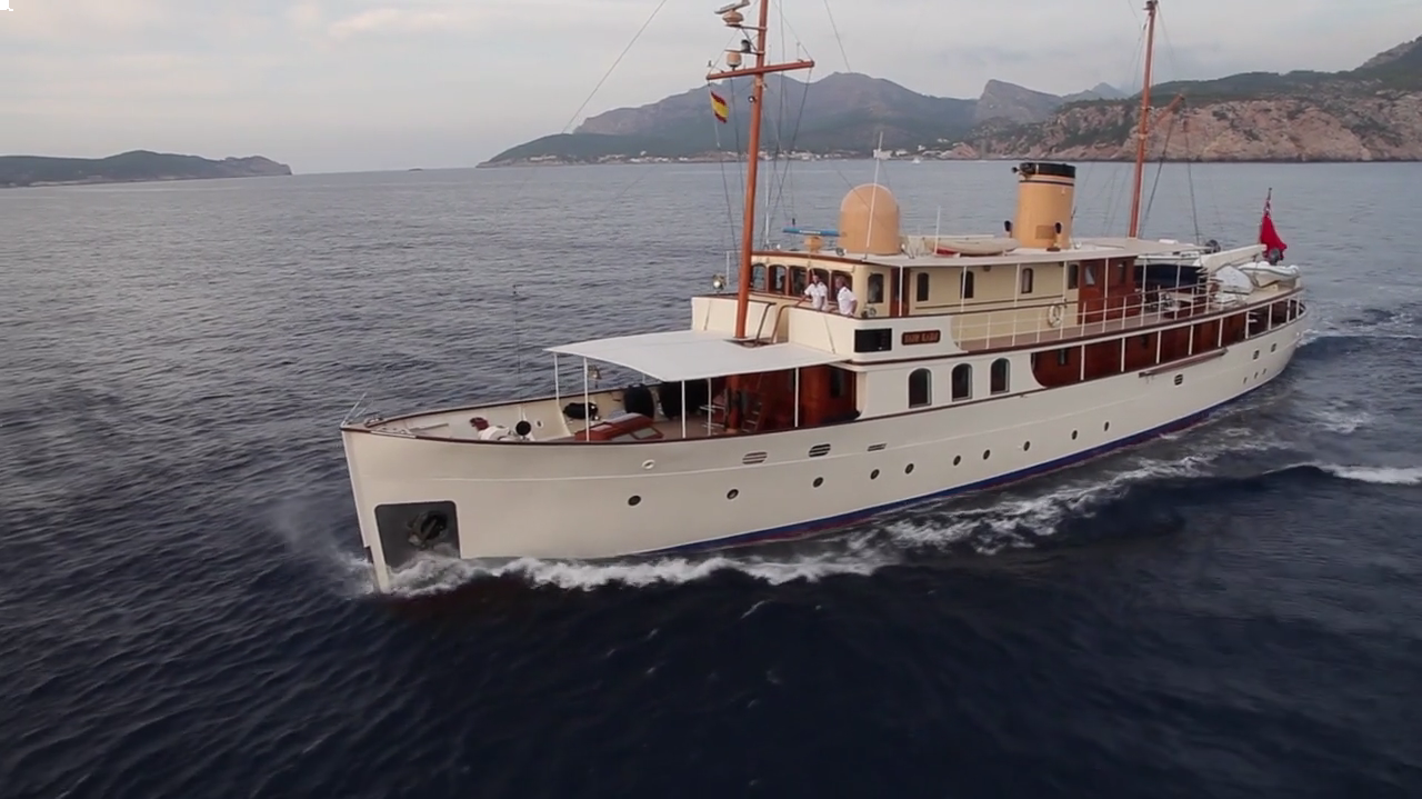 My Fair Lady Burgess Yachts Classic Motoryachts And Launches