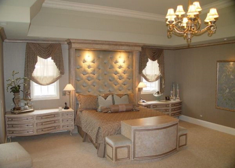 24 Glamorous Hollywood Regency Bedrooms Done Right Luxury Master Bedroom Design Luxury Bedroom Master Luxury Bedroom Design