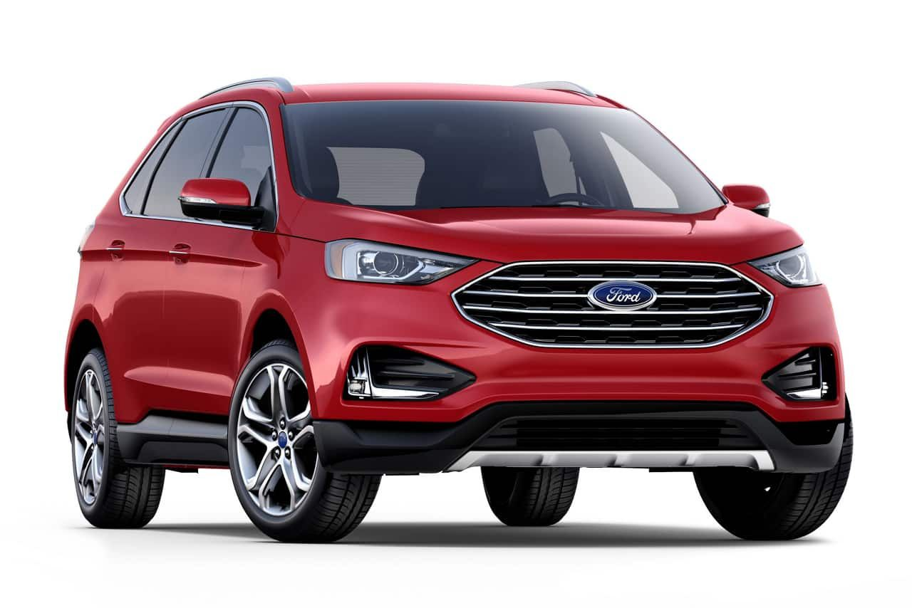 2020 Ford Edge New Design With Images Ford Edge Suv Models