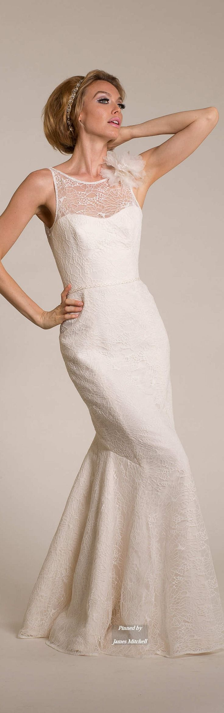 Amy Kuschel Collection Fall 2015 Bridal