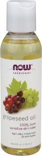 BESTSELLER! Now Foods Grape Seed Oil, 4 Ounce $2.37