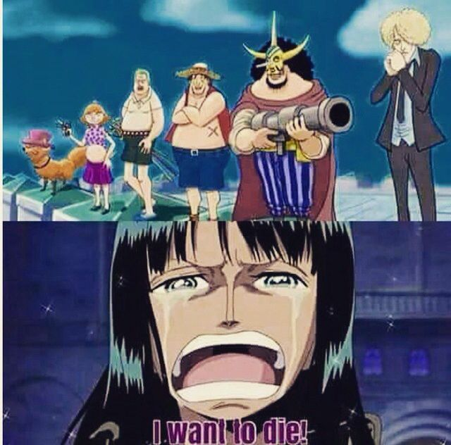 Nico robin niko robin enies lobby one - Luffy x nico robin ...