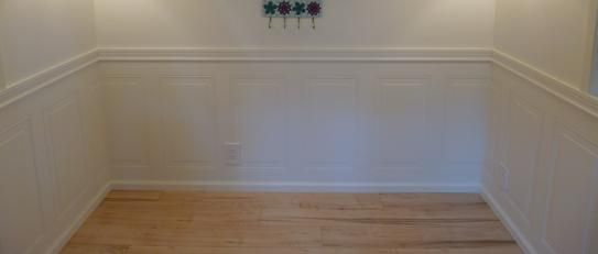 1 4 In X 32 In X 48 In Mdf Wainscot Panel Panmiragep The Home