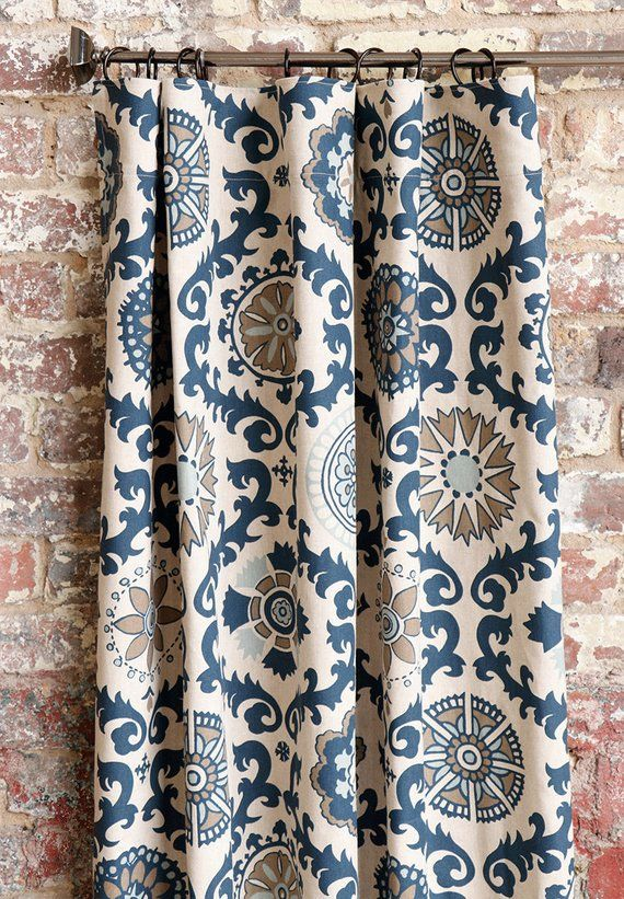 Modern Bedroom Drapery Panels Contemporary Curtain Panels